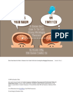 This is Your Brain on Twitter by Brandon Uttley