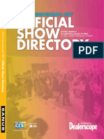 2014 International CES Official Show Directory