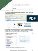 Manual Para Subir Documentos en Internet
