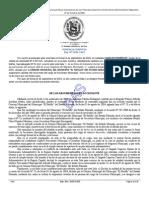 Jurisprudencia de la Sala Político Administrativa Que Fija La Competencia de Los Tribunales Superiores Contenciosos Administrativos Regionales