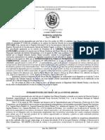 Jurisprudencia de la Sala Político Administrativa Que Fija La Competencias de la Corte Primera y Segunda en lo Contencioso Administrativo