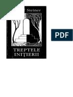 Rudolf Steiner Treptele Initierii