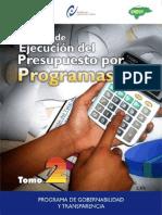 Manual de Ejecucion Del Presupuesto Municipal