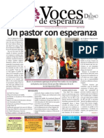 Voces de Esperanza 05 de Enero 2014