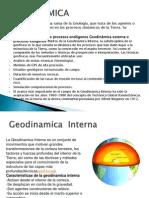 Geodinamica Interna.