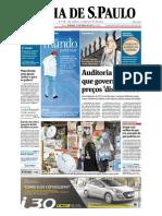 Folha de São Paulo,17 de Março de 2013