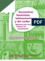 10 ENCUENTROS FEMINISTAS