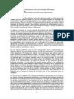 Adorno-Popper- Disputa del Positivismo en la Sociología Alemana