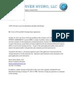 Town of Pownal Vermont EPA Grant ABCA Notice 1-5-14