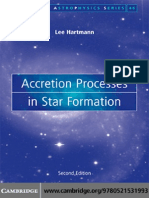 Lee Hartmann Accretion Processes in Star Formation 2008