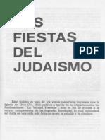 Las Fiestas Del Judaismo