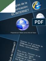 6.4 El Internet