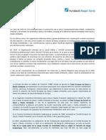 Fundacio Roger Torne Marco de Referencia
