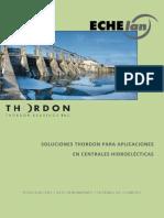 CATALOGO ECHELAN THOR_Aplicaciones Hidro Cojinetes Thordon en Castellano