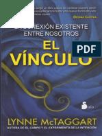 McTaggart, Lynne - El Vinculo