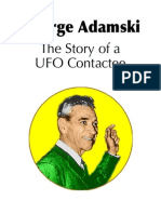 George AdamSki Ufo Contactee