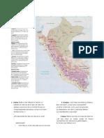 El Perú tiene nueve tipos de climas