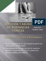 24 Adiccion y Abuso de Sustancias Toxicas