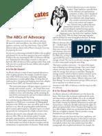 5.1 PHP Effective Advocates ABCs