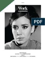 Work Magazine Happiness Issue 06