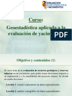 Variable Re Gionalizada