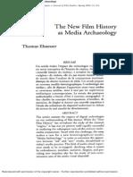 The New Film History as Media Archaeology-Elsaesser