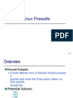 Linux Firewalls Mostly Iptables4799