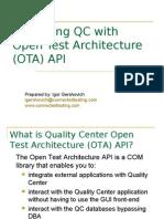 QC OTA Presentation