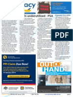 Pharmacy Daily for Mon 06 Jan 2014 - Skills underutilised - PSA, CHC urges NHMRC on CM\'s, Kiwi pharmacies in crisis, IMS Health to float and much more