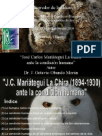 Obando - José Carlos Mariátegui ante la condición humana
