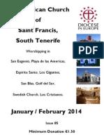 St Francis Church Magazine
