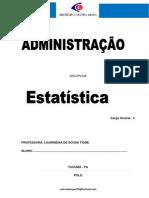 Apostila de Estatistica