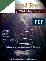 January 2014 Enchanted Forest Magazine