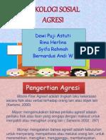 PPT Psikologi Sosial Agresi (Univ.Mercubuana 2012)