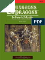 Guía de coleccionismo de AD&D y D&D en castellano