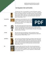 Ancient Egyptian Gods and Symbols