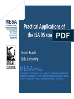 Mesatutorial - Isa95 Enterprise Integration