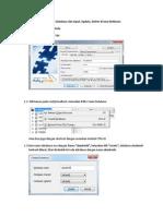 Koneksi Ke Database Dan Perintah CRUD dengan JAVA