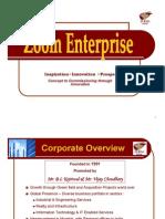 Zoom Corporate Presentation