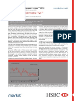 2014.01.06 China Services PMI - December - Report PUBLIC