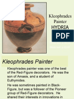 Kleophrades Painter HydriaJSE