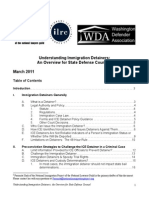 Pa Understanding Immigration Detainers 05-2011