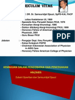 SESI I _Kemajuan Pencagahan Dan Terapi HIV- PROF SAMSU