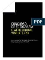 Press Kit Concurso de Fotografia O Alto Douro Vinhateiro