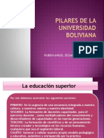 Pilares de La Universidad