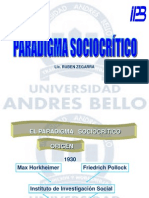 Paradigma+Socio Critico