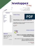 Dev Mag 201310