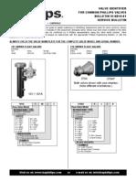 Phillips - Manual Identificacion de Valvulas