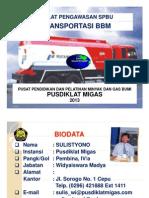 Transportasi BBM