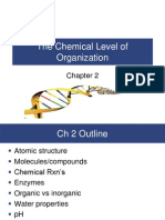Chapter 2 Chemical Organization